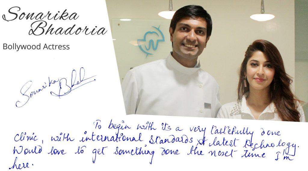 celebrity dentist ahmedabad mumbai india dr nirav patel
