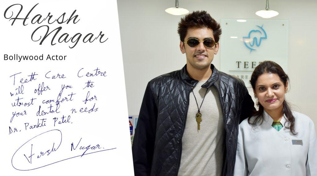 bollywood celebrity detist ahmedabad mumbai india dr pankti patel