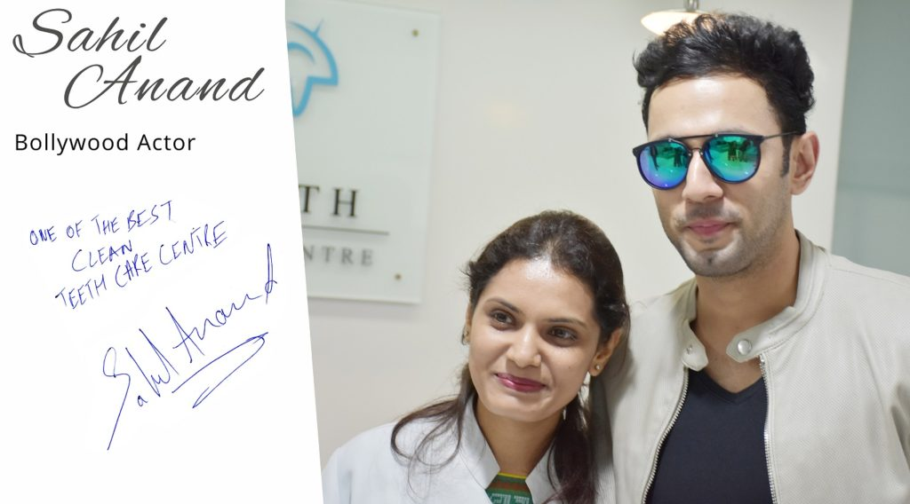 bollywood celebrity dentist ahmedabad mumbai india dr pankti patel